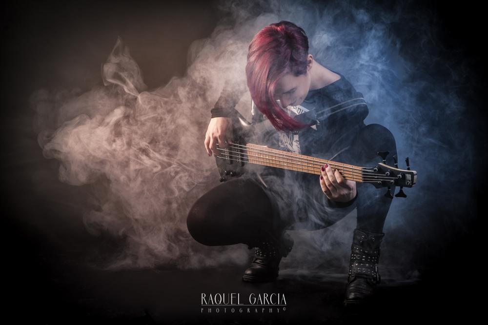 Fotorock: Raquel García
