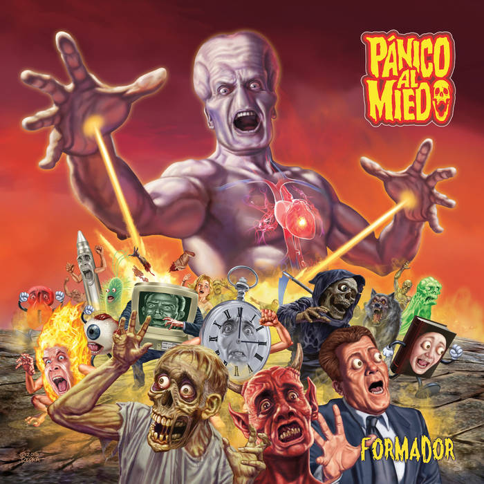 "Flame of the Week: Pánico al Miedo - ""Formador"""