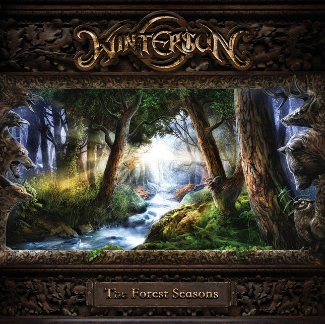 "Wintersun - ""The Forest Seasons"""