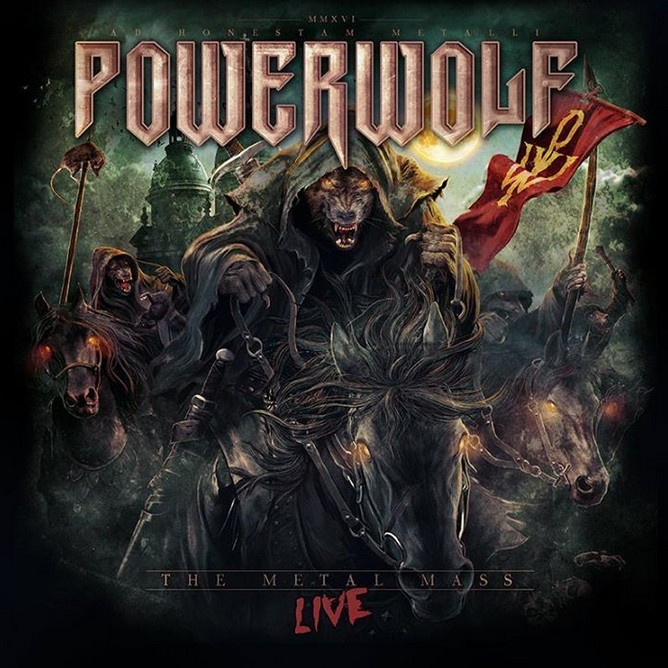 "Powerwolf – ""The Metal Mass Live"""