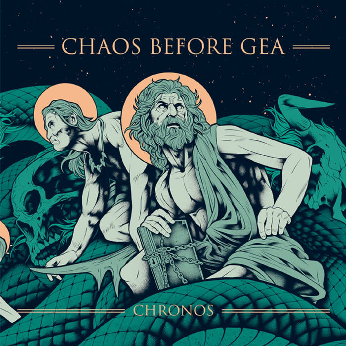 "Flame of the Week: Chaos Before Gea - ""Chronos"""