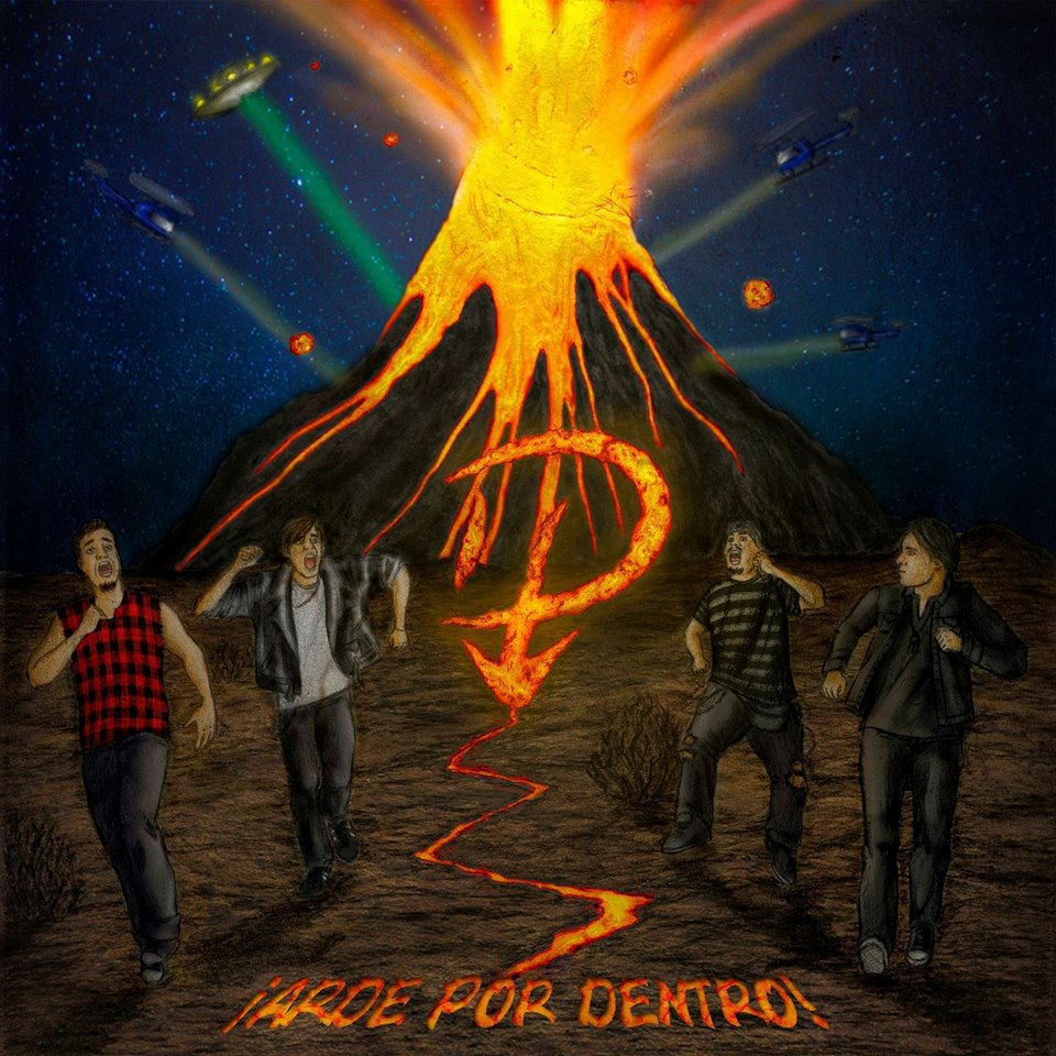"Descendientes - ""¡Arde Por Dentro!"""