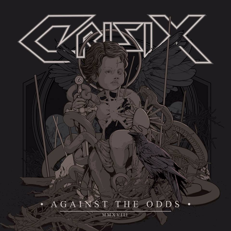 "Disco de la Semana: Crisix - ""Against the Odds"""