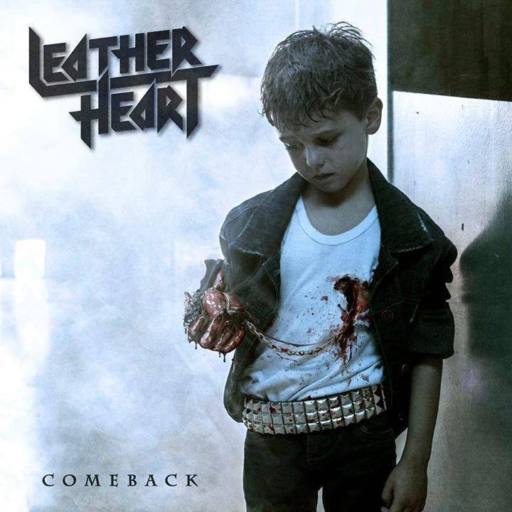 "Leather Heart – ""Comeback"""